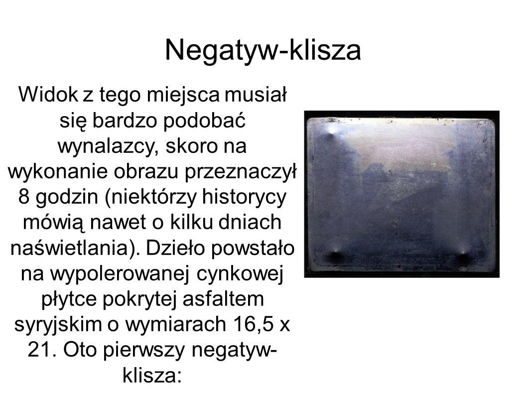 Negatyw-klisza