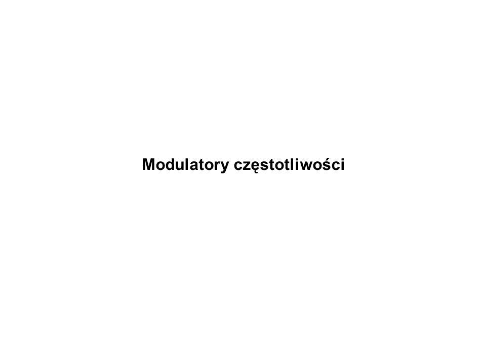 Modulatory częstotliwości