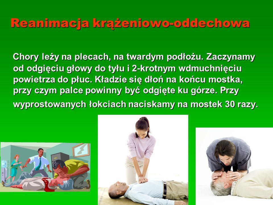 Reanimacja krążeniowo-oddechowa