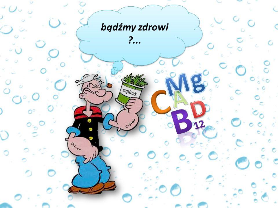 bądźmy zdrowi ... Mg D A B12 C