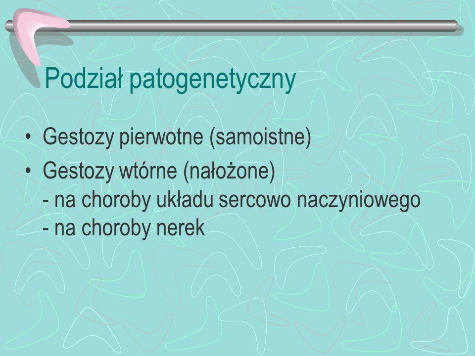 Podział patogenetyczny