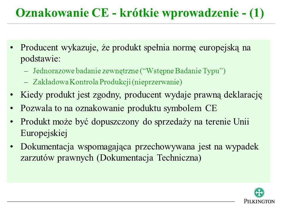 Oznakowanie CE - krótkie wprowadzenie - (1)