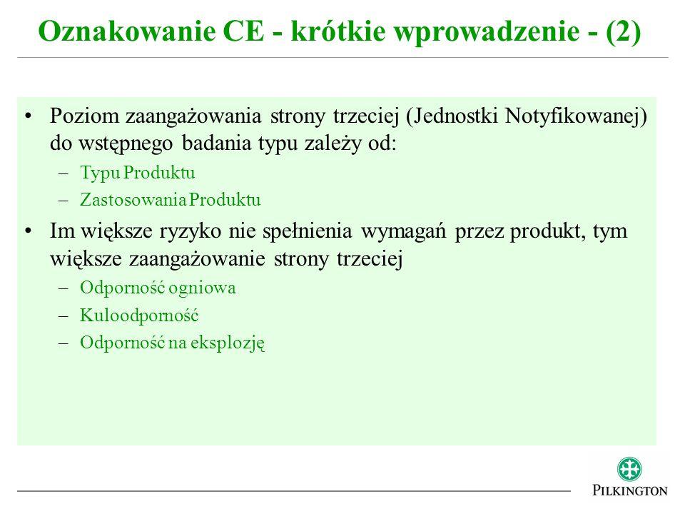 Oznakowanie CE - krótkie wprowadzenie - (2)