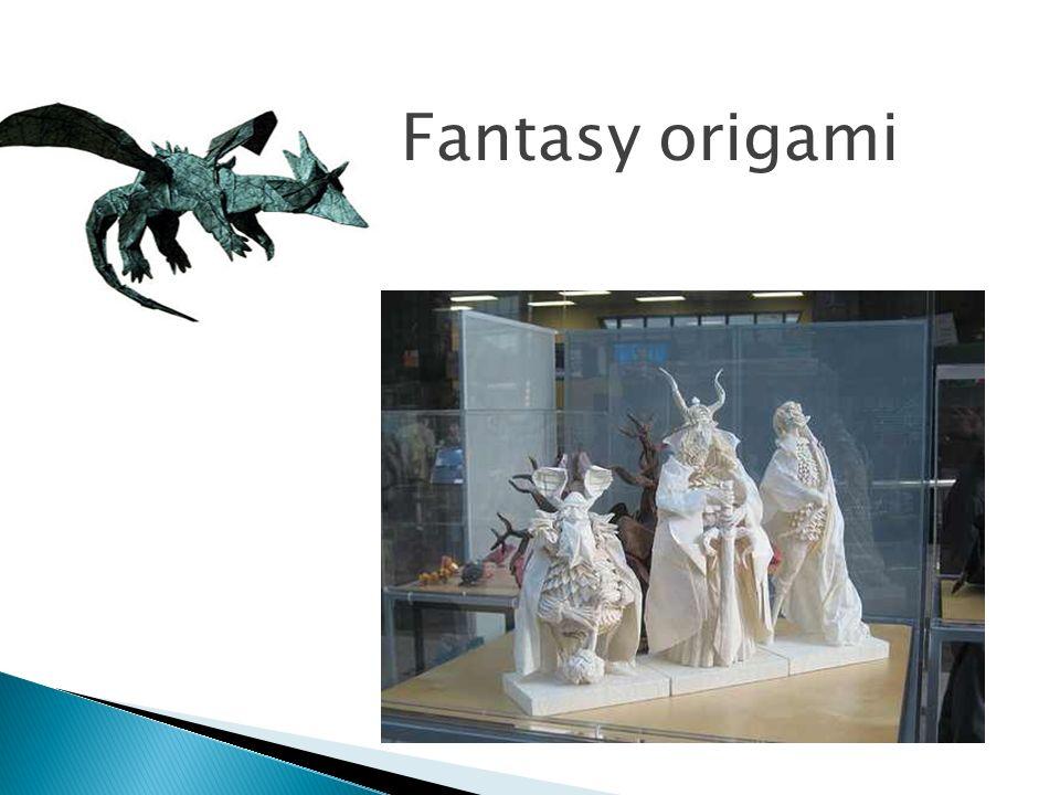 Fantasy origami