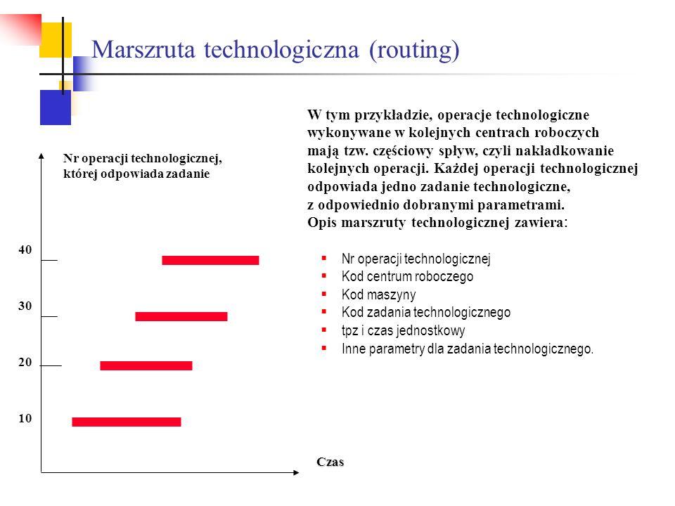 Marszruta technologiczna (routing)