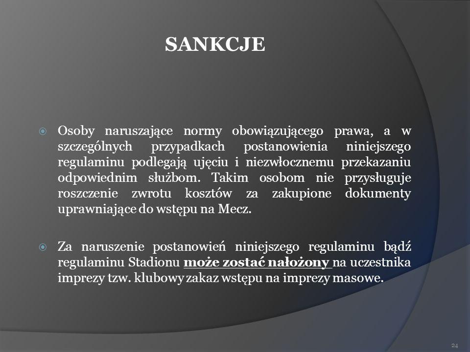 SANKCJE