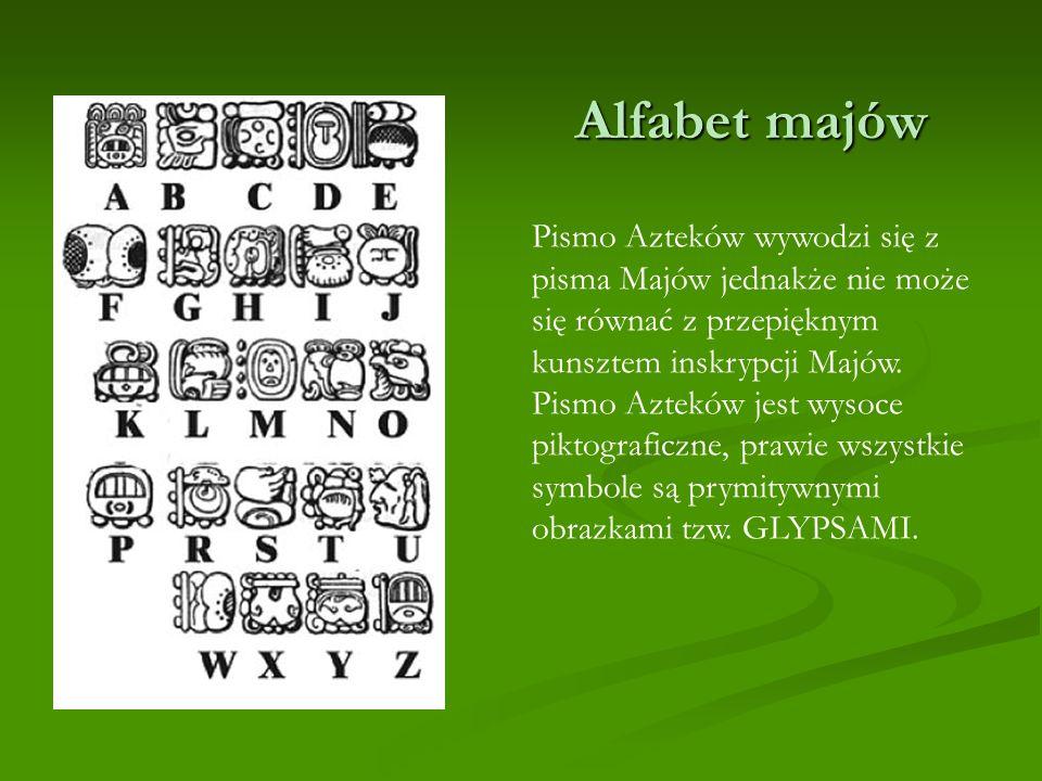 Alfabet majów