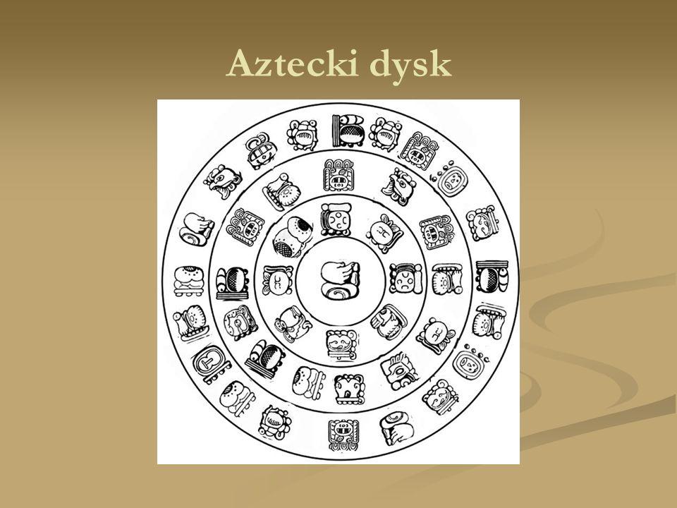 Aztecki dysk
