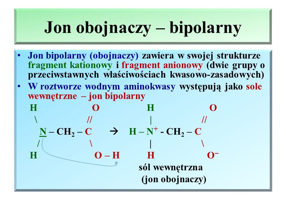Jon obojnaczy – bipolarny