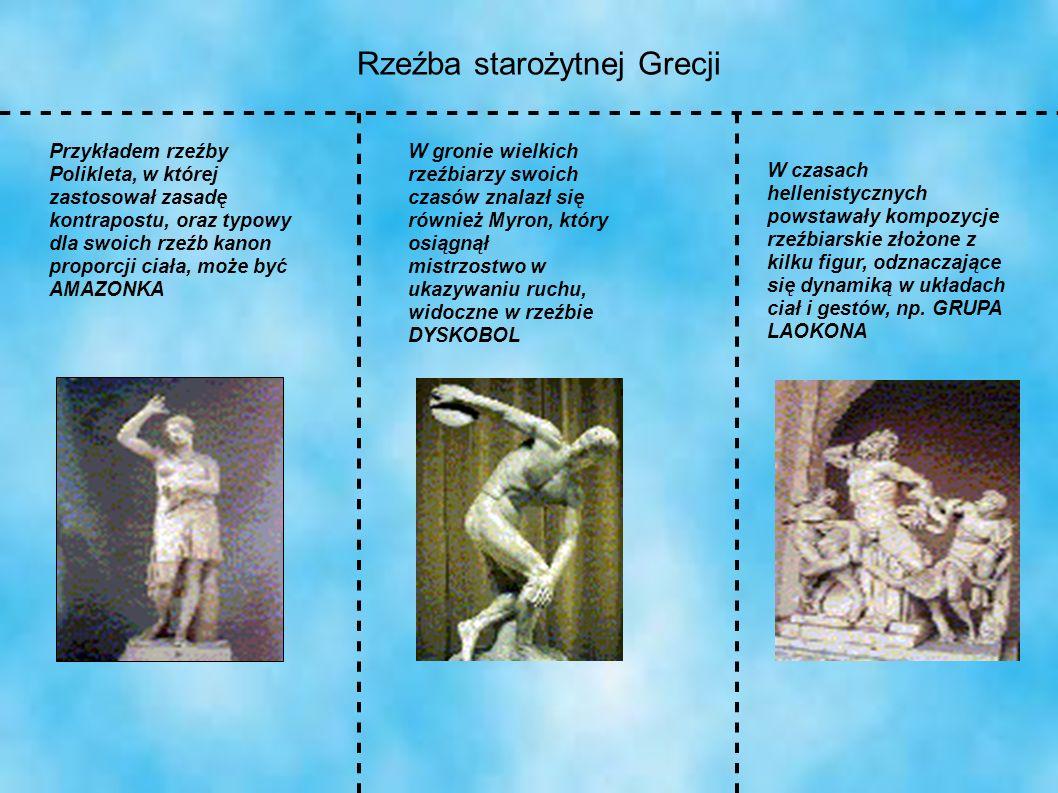 Rzeźba starożytnej Grecji