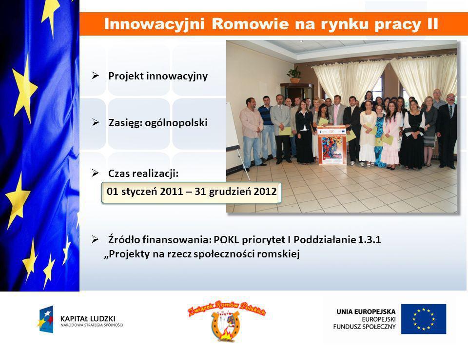 Innowacyjni Romowie na rynku pracy II