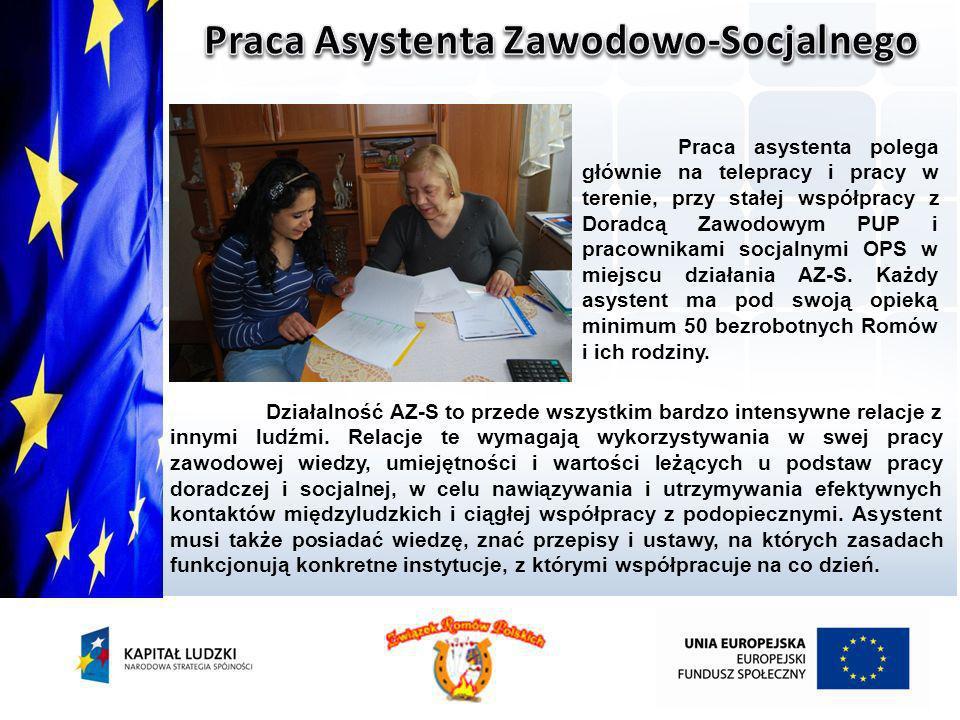 Praca Asystenta Zawodowo-Socjalnego