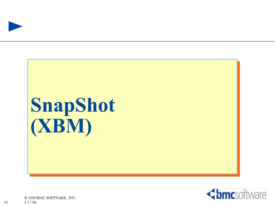 SnapShot (XBM)
