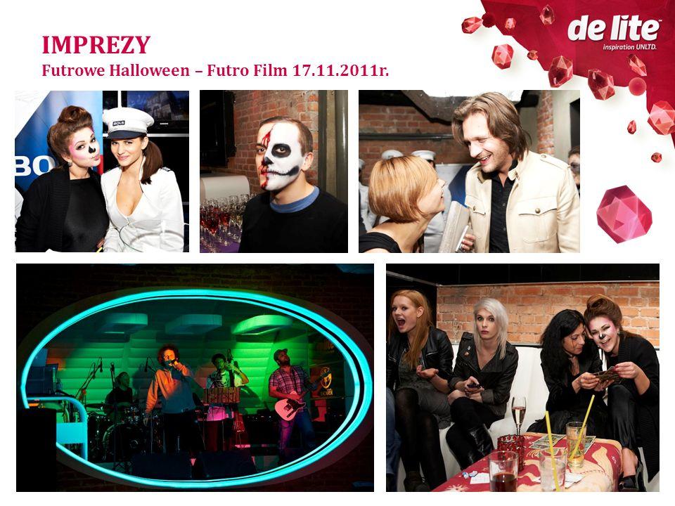 IMPREZY Futrowe Halloween – Futro Film 17.11.2011r.