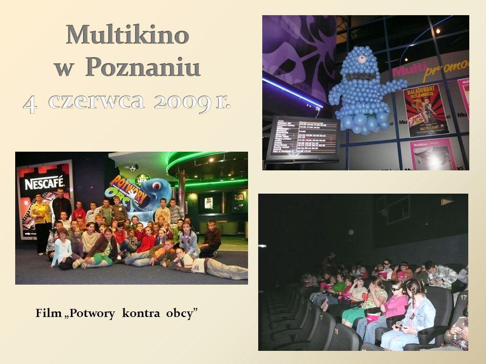 Multikino w Poznaniu 4 czerwca 2009 r.