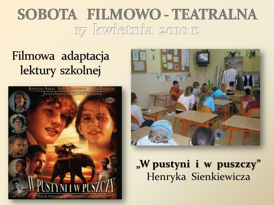 Filmowa adaptacja lektury szkolnej