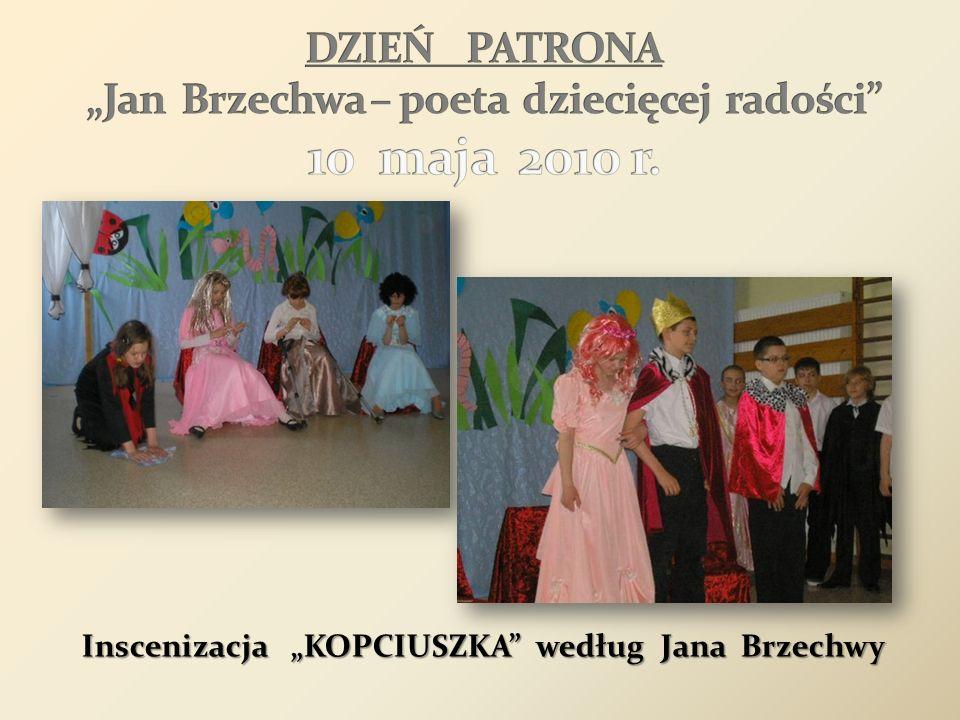 """Inscenizacja """"KOPCIUSZKA według Jana Brzechwy"""