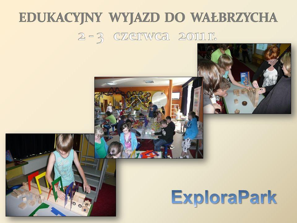 EDUKACYJNY WYJAZD DO WAŁBRZYCHA 2 - 3 czerwca 2011 r.