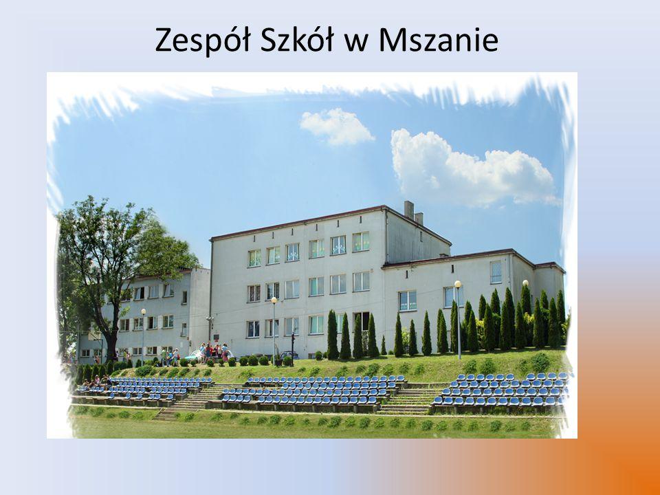 Zespół Szkół w Mszanie