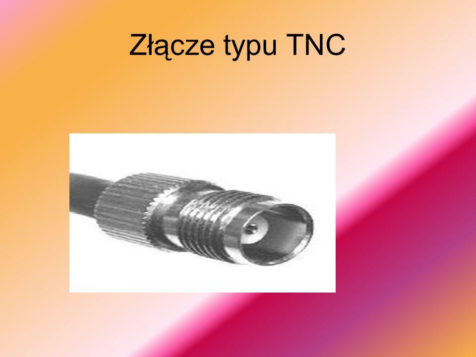 Złącze typu TNC