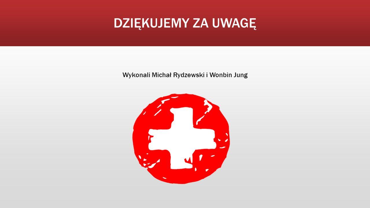 Wykonali Michał Rydzewski i Wonbin Jung