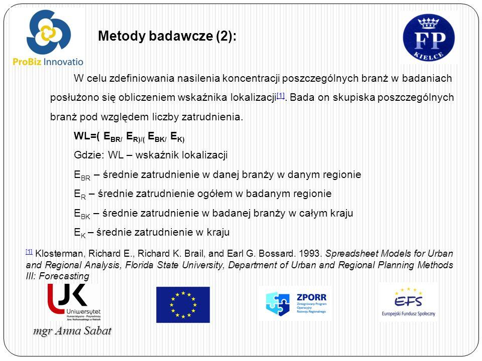 Metody badawcze (2):