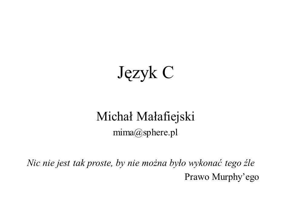 Michał Małafiejski mima@sphere.pl