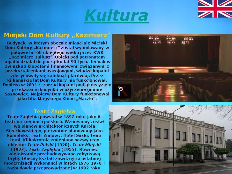"""Miejski Dom Kultury """"Kazimierz"""