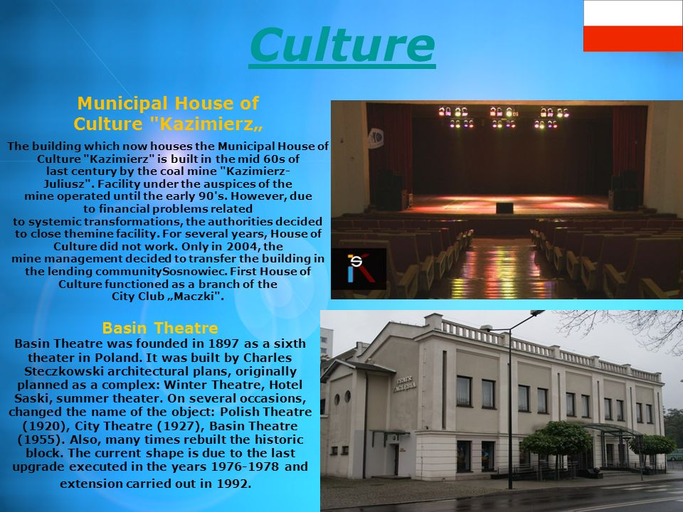 Municipal House of Culture Kazimierz""