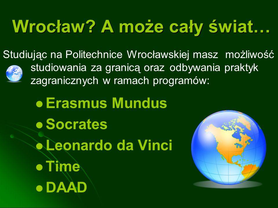 Wrocław A może cały świat…