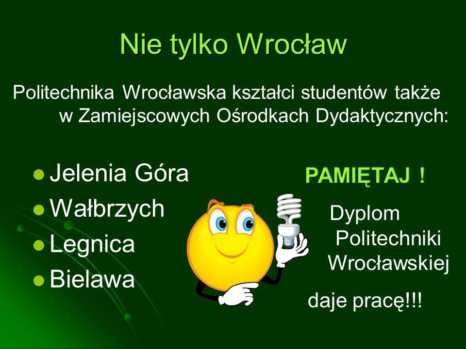 Dyplom Politechniki Wrocławskiej