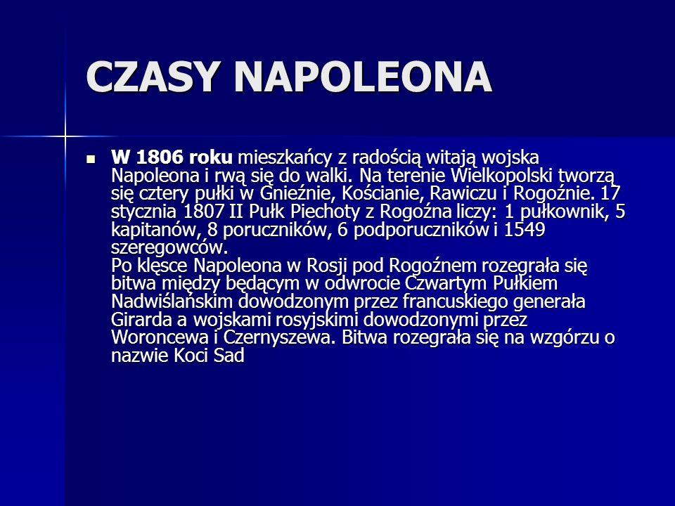 CZASY NAPOLEONA