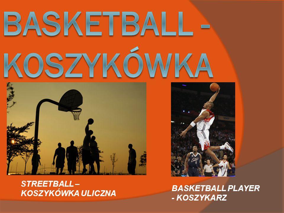 Basketball - koszykówka