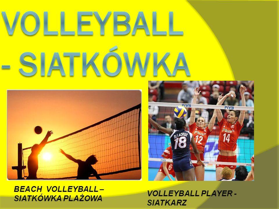 Volleyball - siatkówka