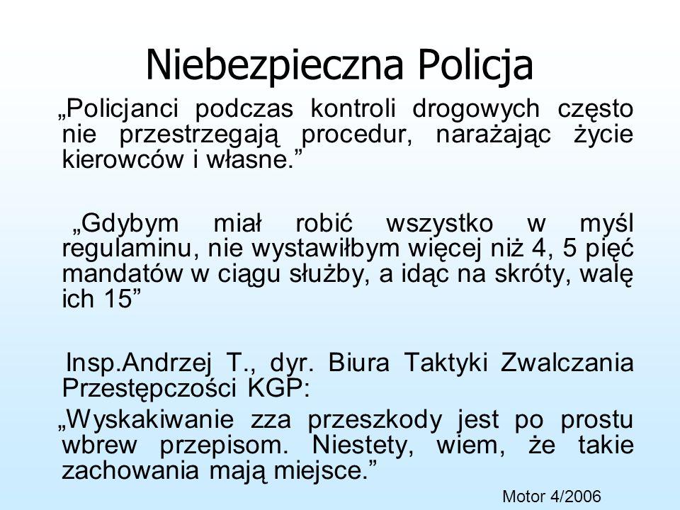 Niebezpieczna Policja