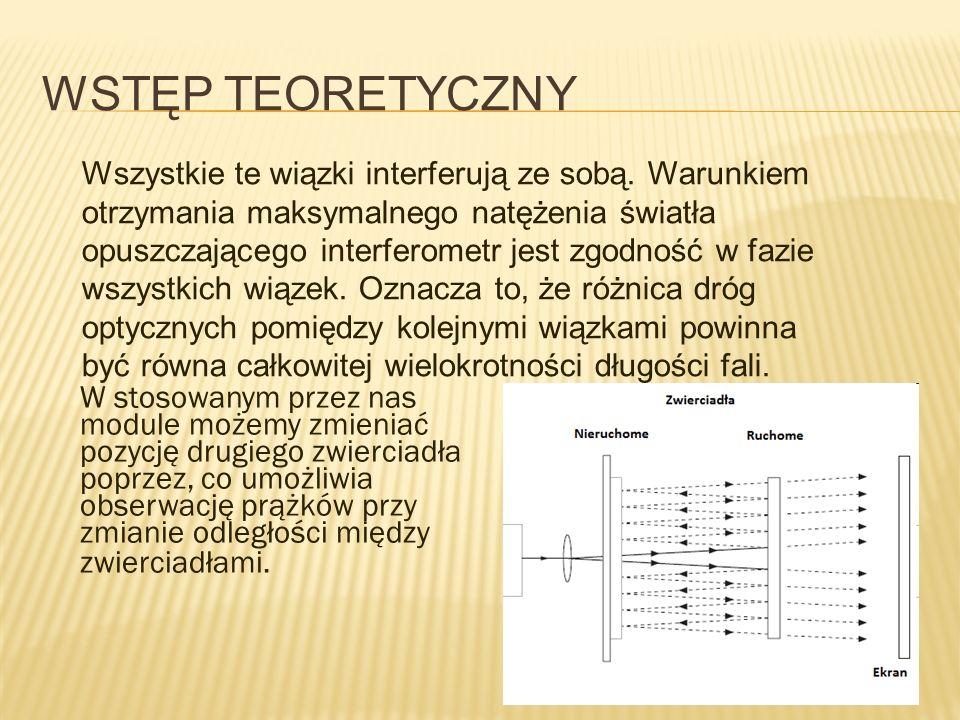 WSTĘP TEORETYCZNY