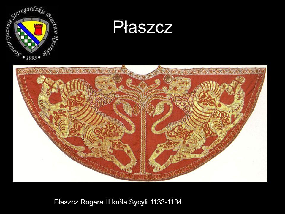 Płaszcz Płaszcz Rogera II króla Sycyli 1133-1134