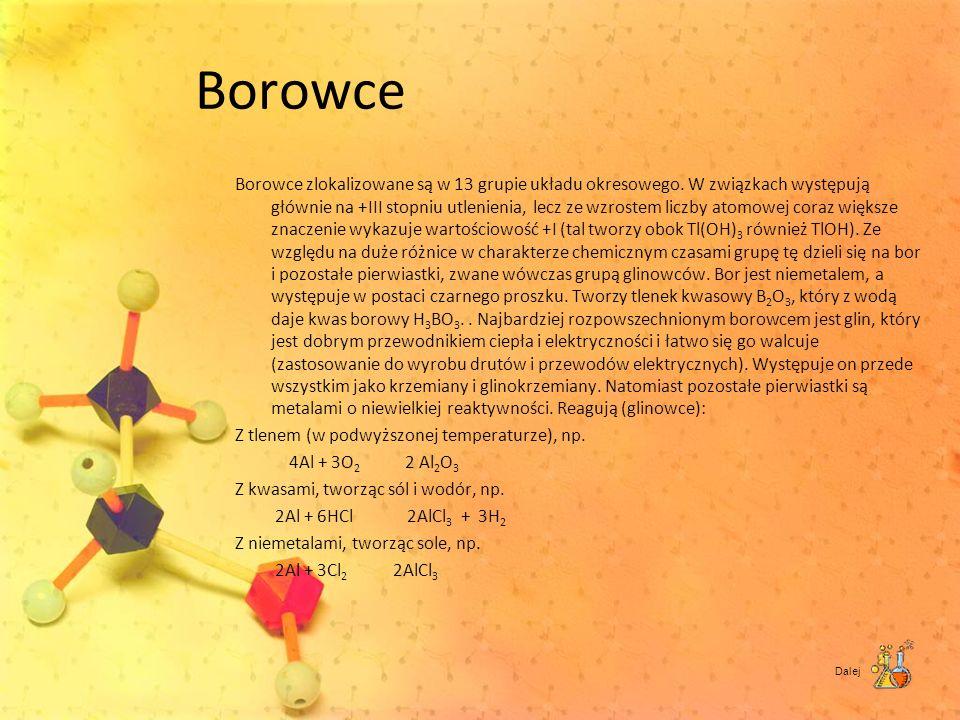 Borowce