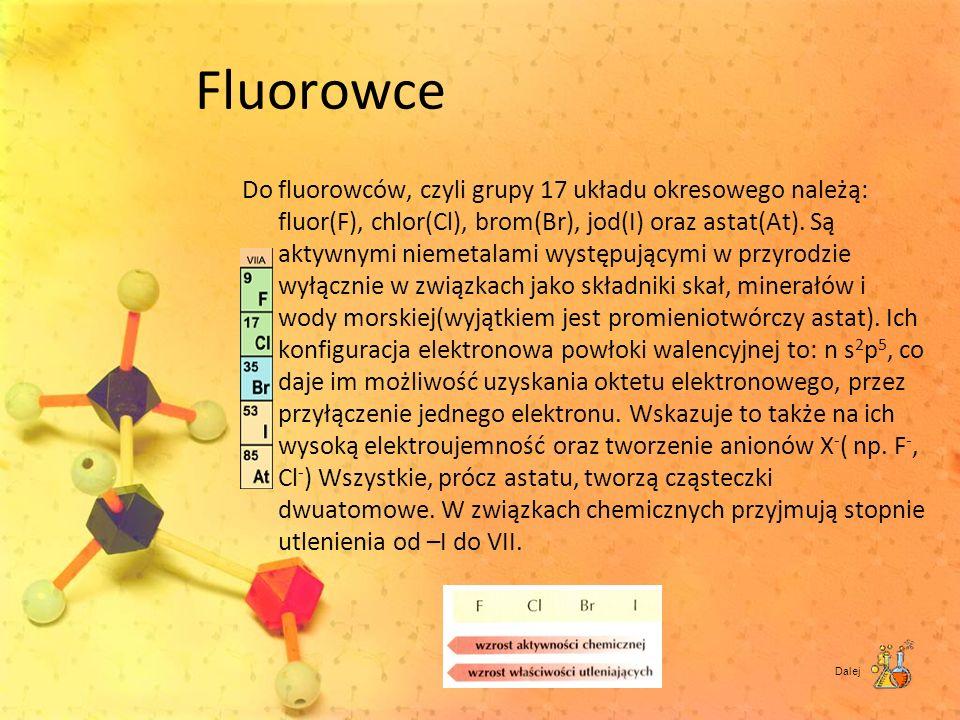 Fluorowce