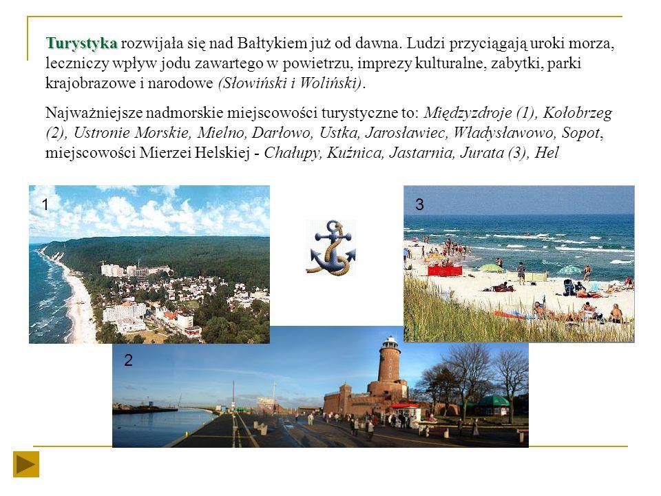 Turystyka rozwijała się nad Bałtykiem już od dawna