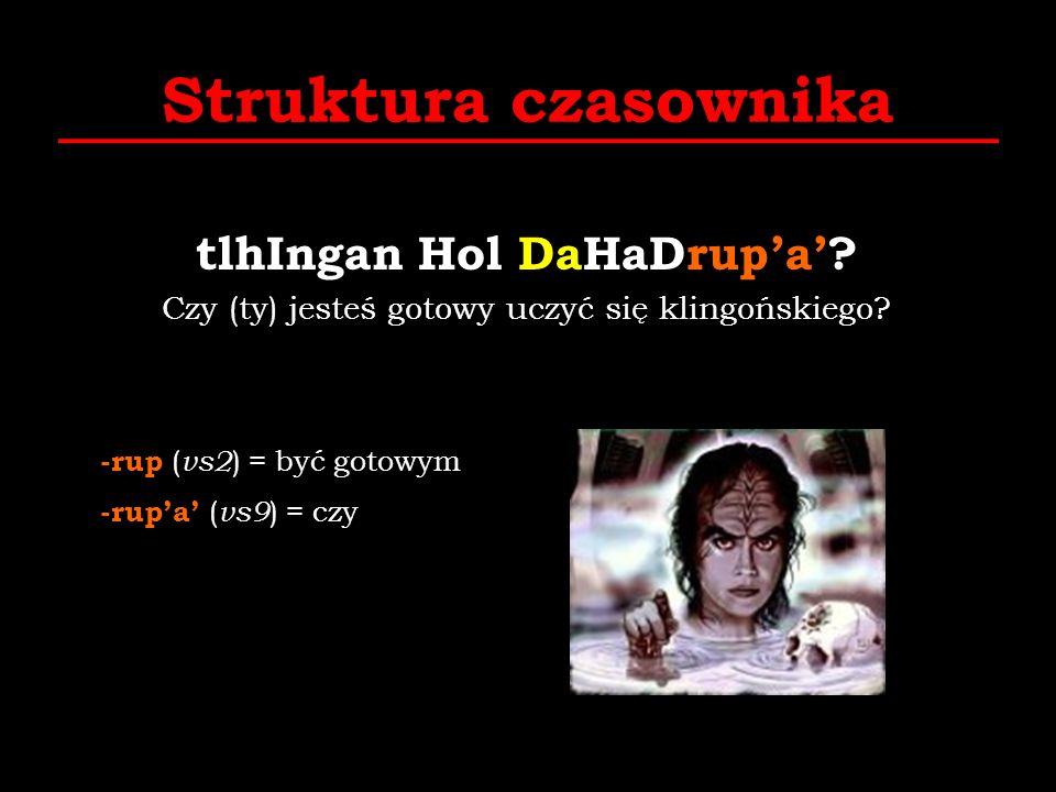 tlhIngan Hol DaHaDrup'a'