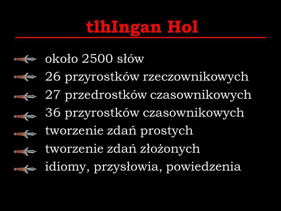 tlhIngan Hol