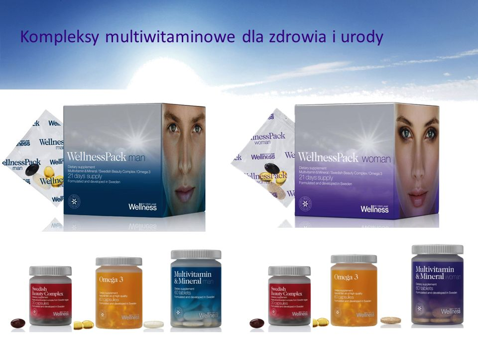 Kompleksy multiwitaminowe dla zdrowia i urody