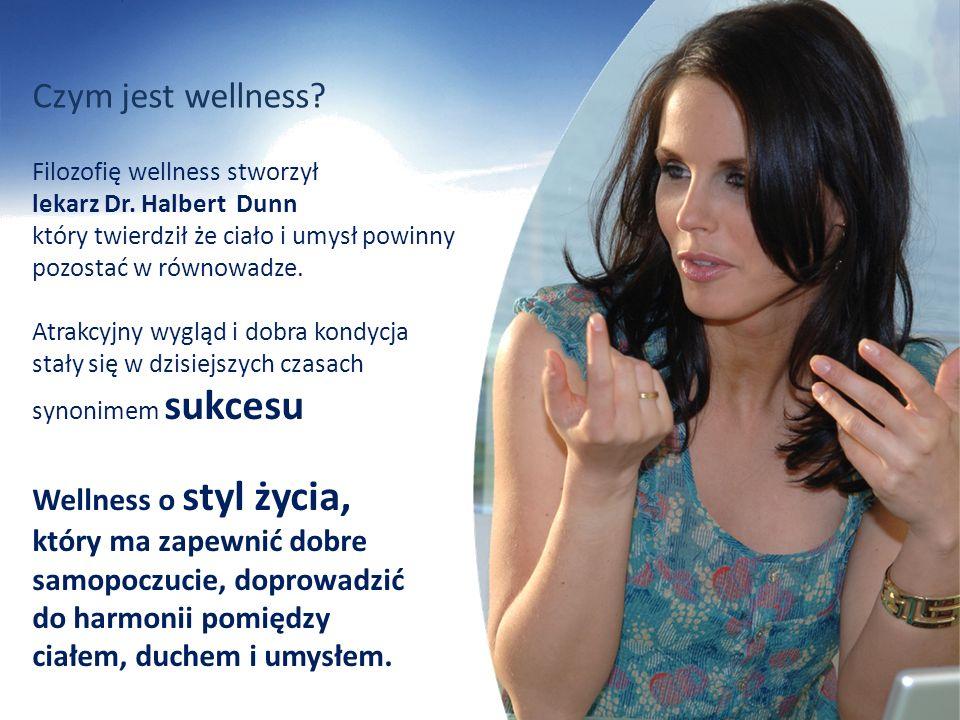Czym jest wellness Wellness o styl życia,