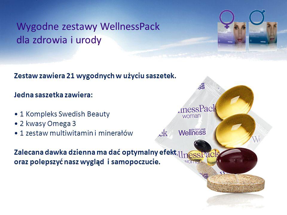 Wygodne zestawy WellnessPack dla zdrowia i urody