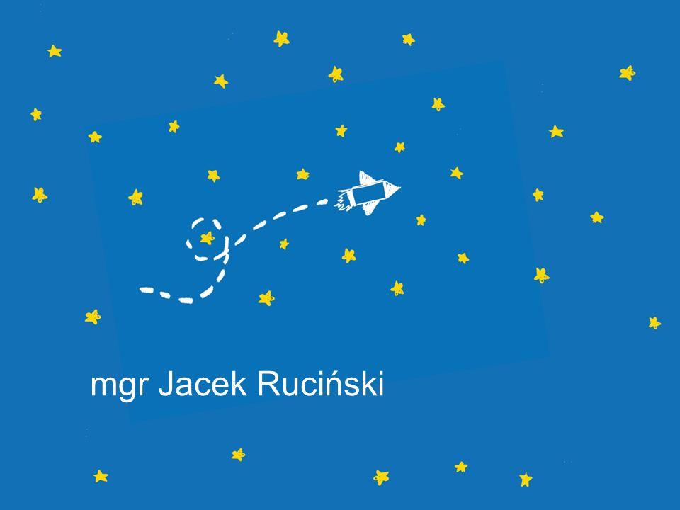 mgr Jacek Ruciński