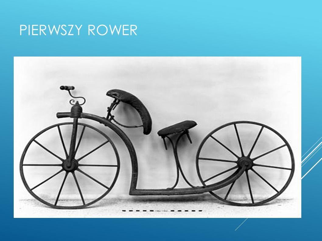 Pierwszy rower