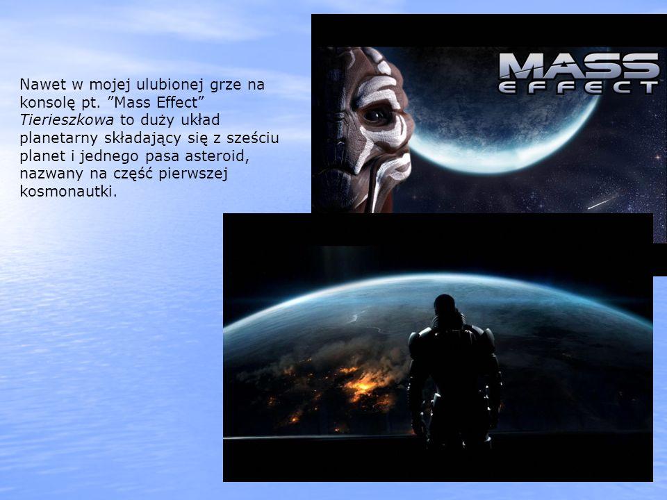 Nawet w mojej ulubionej grze na konsolę pt. Mass Effect