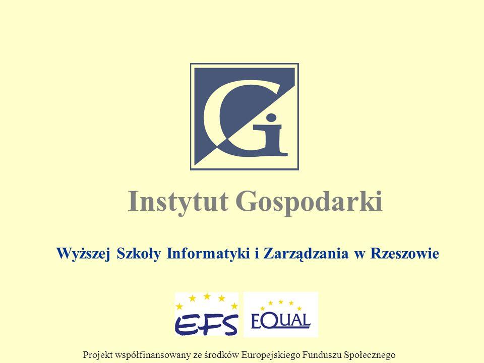 Wyższej Szkoły Informatyki i Zarządzania w Rzeszowie