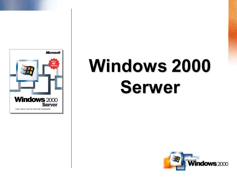 Windows 2000 Serwer
